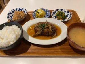 COMFY PLACE周辺★食レポ